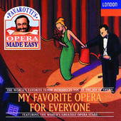 Luciano Pavarotti | Pavarotti's Opera Made Easy: My Favorite Opera for Everyone