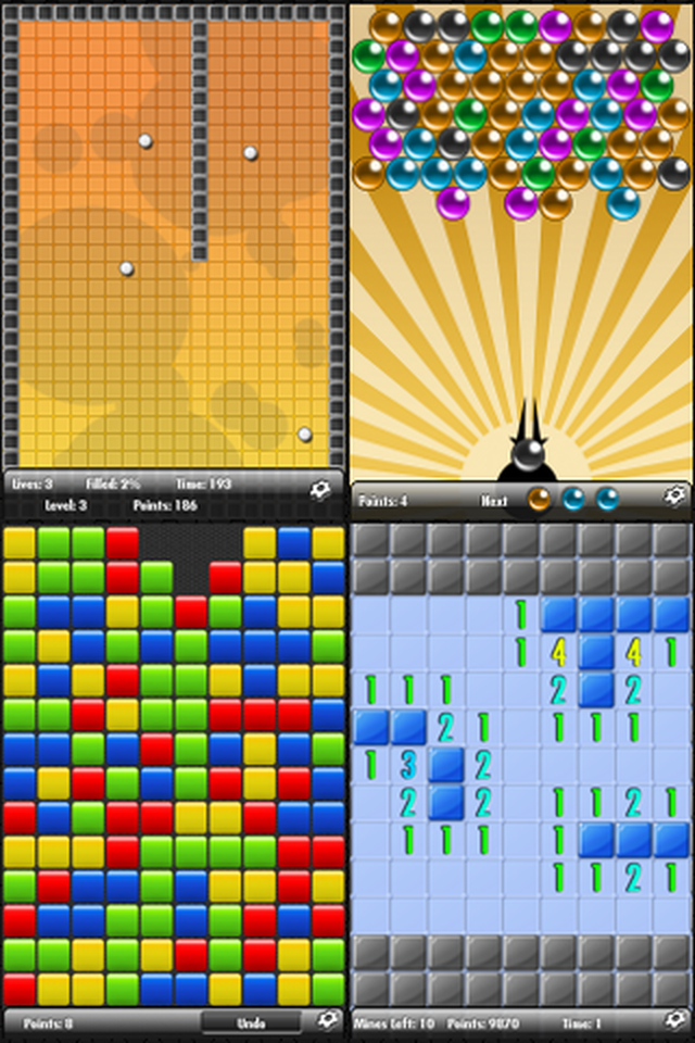 Screenshot 8-IN-1 Casual & Puzzle Gamebox