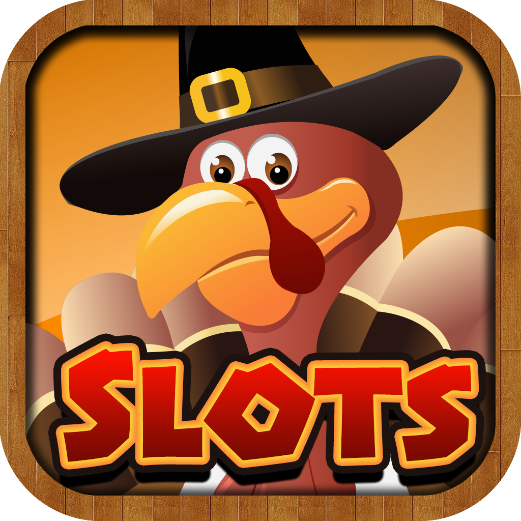 A Happy Thanksgiving Dinner 777  Slot Machine - Gobble & Win Big Black Friday Jackpots Free